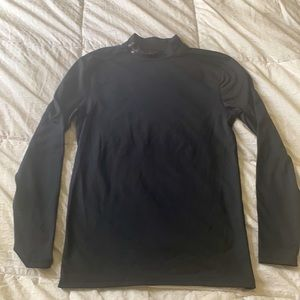 Under Armour cold gear compression top.